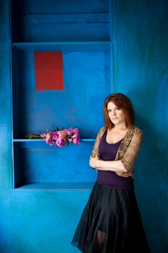 Rosanne Cash (Photograph:  Deborah Feingold