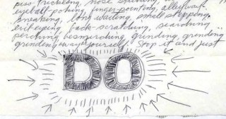 Do: Sol LeWitt's Electrifying Letter of Advice on Self-Doubt, Overcoming Creative Block, and Being an Artist