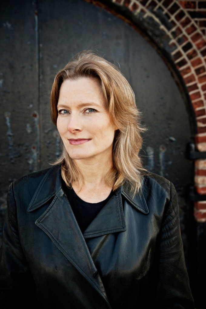 Jennifer Egan (Photograph:  Pieter M. Van Hattem)