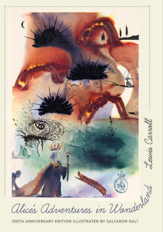 "Salvador Dalí's Rare 1969 Illustrations for ""Alice's Adventures in Wonderland,"" Rediscovered and Resurrected"