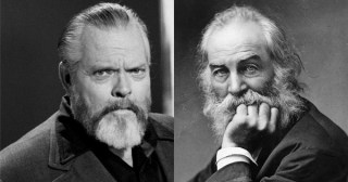 """Orson Welles Reads Walt Whitman's """"Song of Myself"""""""