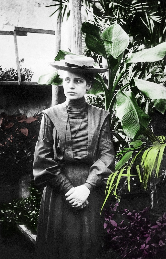 Lise Meitner, 1906