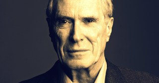 """When the Sky Is No More Than Remembered Light: Mark Strand Reads His Poignant Poem """"The End"""""""