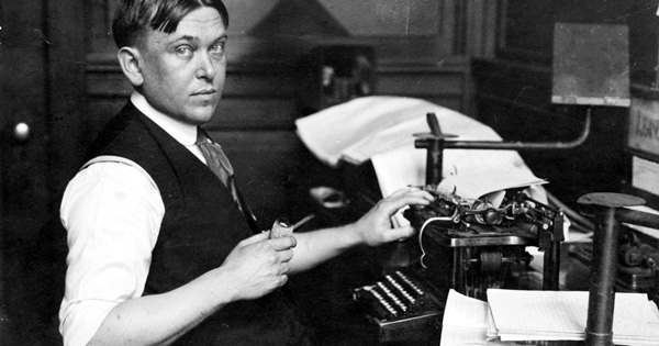 Image result for image of hl mencken