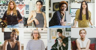 In the Company of Women: Wisdom and Advice on the Creative Life from Beloved Women Artists, Makers, and Entrepreneurs