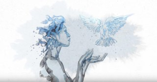 Democracy: Neil Gaiman's Transcendent Animated Tribute to Leonard Cohen, with Piano by Amanda Palmer
