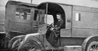 Marie Curie, Ambulance Driver: The Trailblazing Scientist's Little-Known Humanitarian Heroism and Her Life-Saving Mobile X-Ray Units