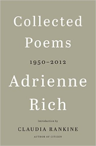 "Adrienne Rich Reads ""What Kind of Times Are These"""
