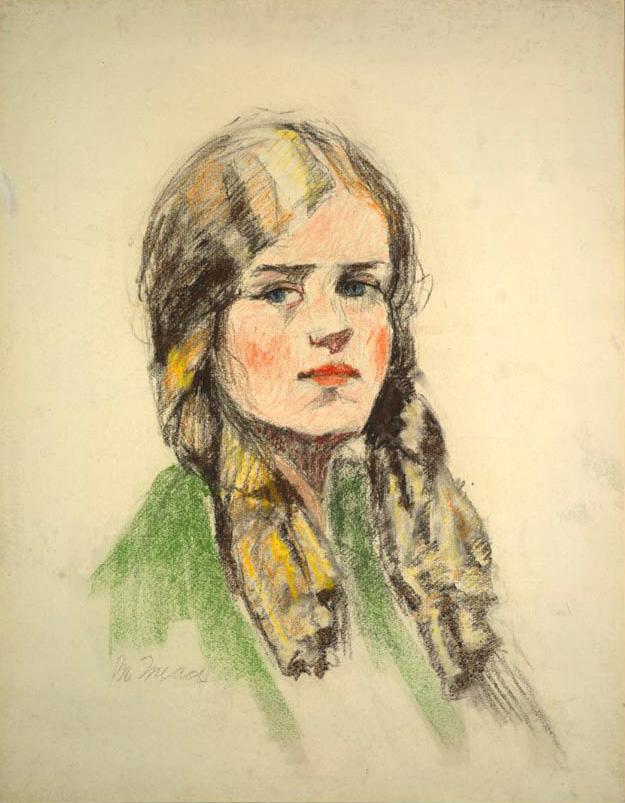 Legendary Anthropologist Margaret Mead on Work, Leisure, and Creativity @Brainpickings.org Artes & contextos margaretmead self portrait