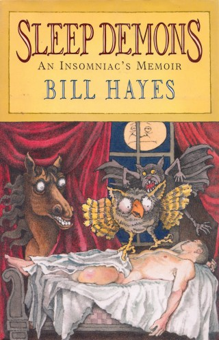 Sleep Demons: Bill Hayes on REM, the Poetics of Yawns, and Maurice Sendak's Antidote to Insomnia