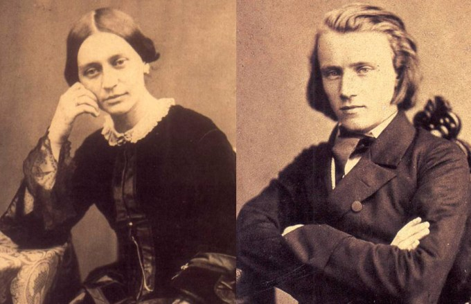 brahms and schumann relationship