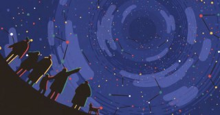 Our Smallness and the Cosmic Scale: How Big the Universe Is Relative to Us, Animated