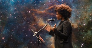 "The Universe in Verse: Poet Laureate Tracy K. Smith Reads from ""Life on Mars"""