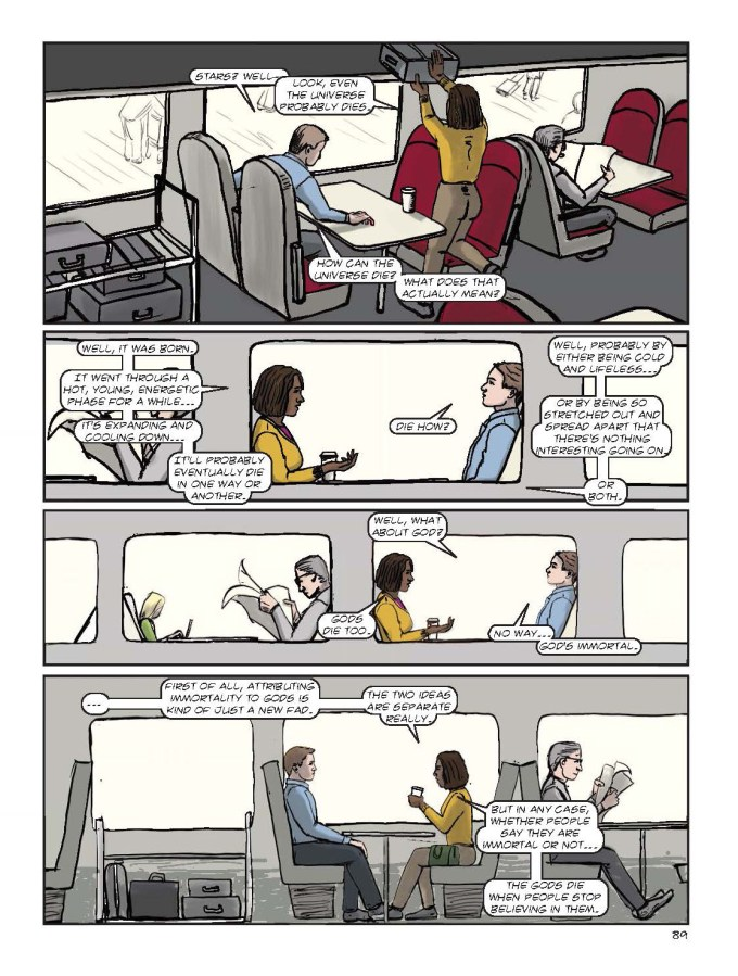 The Dialogues: Illustrated Conversations About the Most