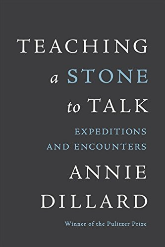 sojourners annie dillard thesis