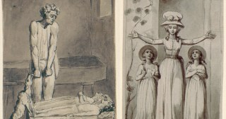 William Blake Illustrates Pioneering Feminist and Political Philosopher Mary Wollstonecraft's Book of Moral Education for Children