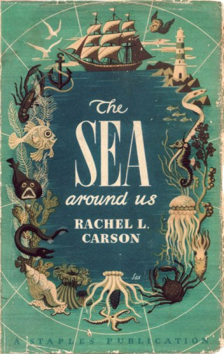 Why the Sea Is Blue: Rachel Carson on the Science and Splendor of the Marine Spectrum