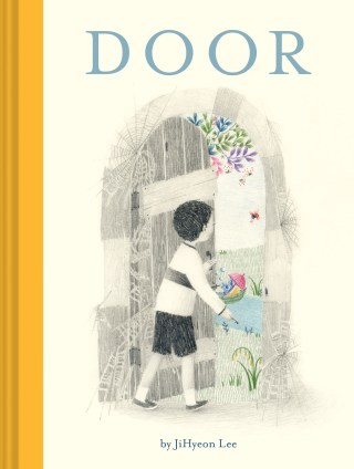 Door: A Tender Illustrated Allegory of Self-Discovery and the Capacity for Joy