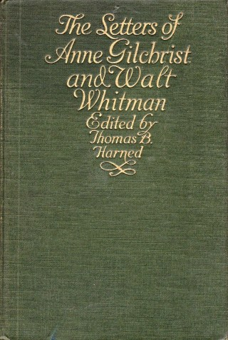 Anne Gilchrist's Beautiful and Heartbreaking Love Letters to Walt Whitman