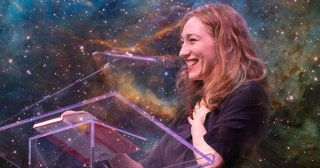 "The Universe in Verse: Regina Spektor Reads ""Theories of Everything"" by Astronomer, Poet, and Tragic Genius Rebecca Elson"