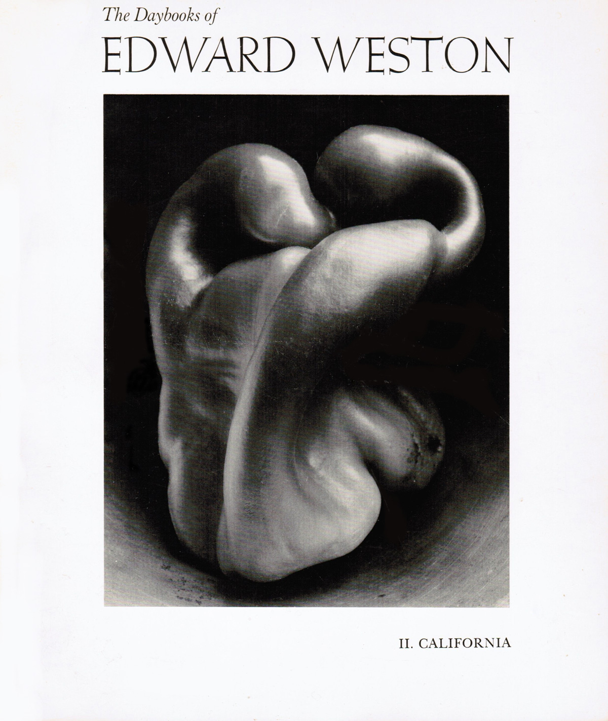 Edward Weston on the Most Fruitful Attitude Toward Life, Art, and Other People