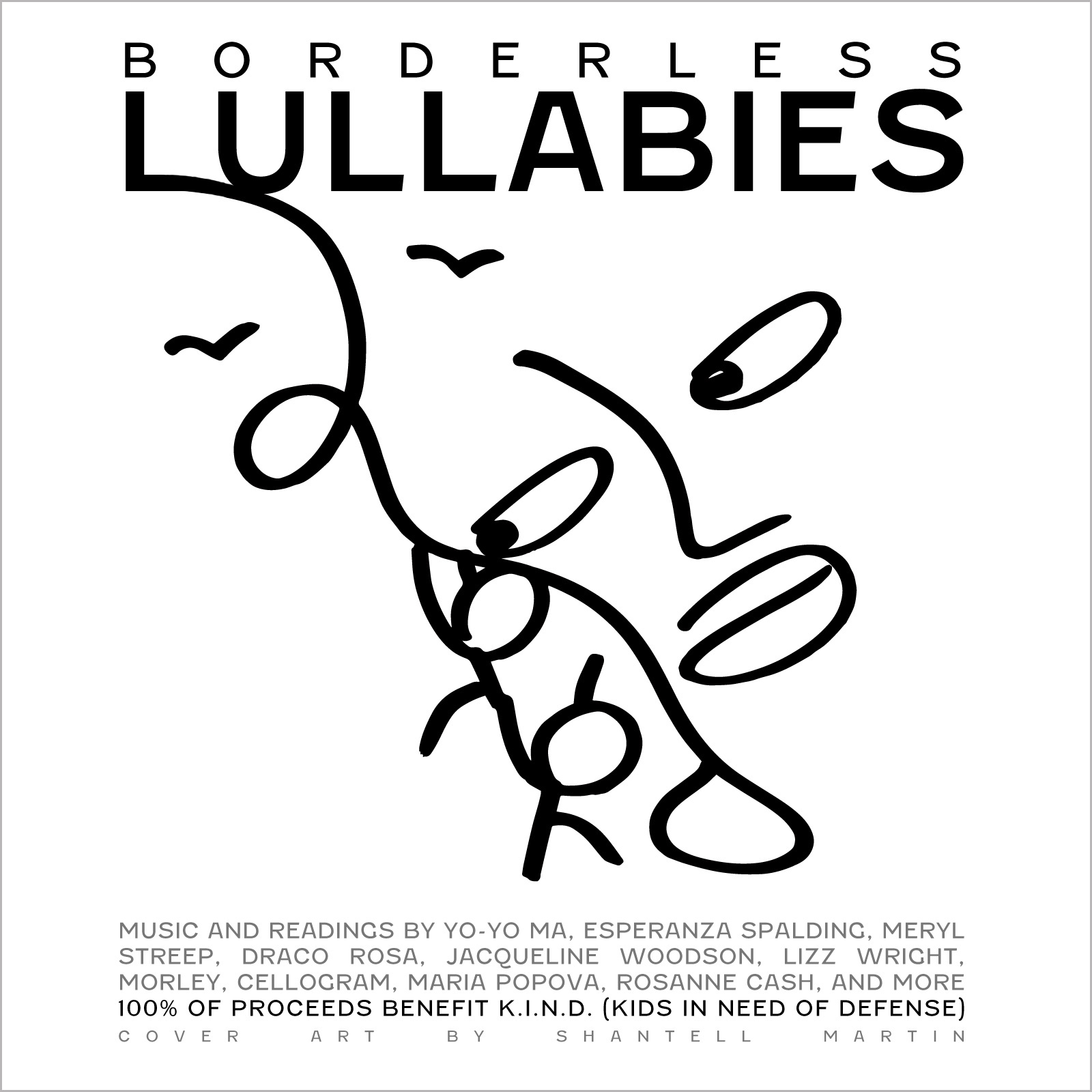 Borderless Lullabies: Musicians and Authors in Defense of Refugee Children
