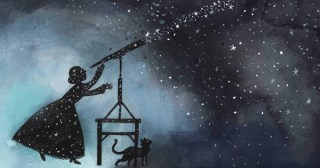 What Miss Mitchell Saw: An Illustrated Celebration of How 19th-Century Astronomer Maria Mitchell Blazed the Way for Women in Science