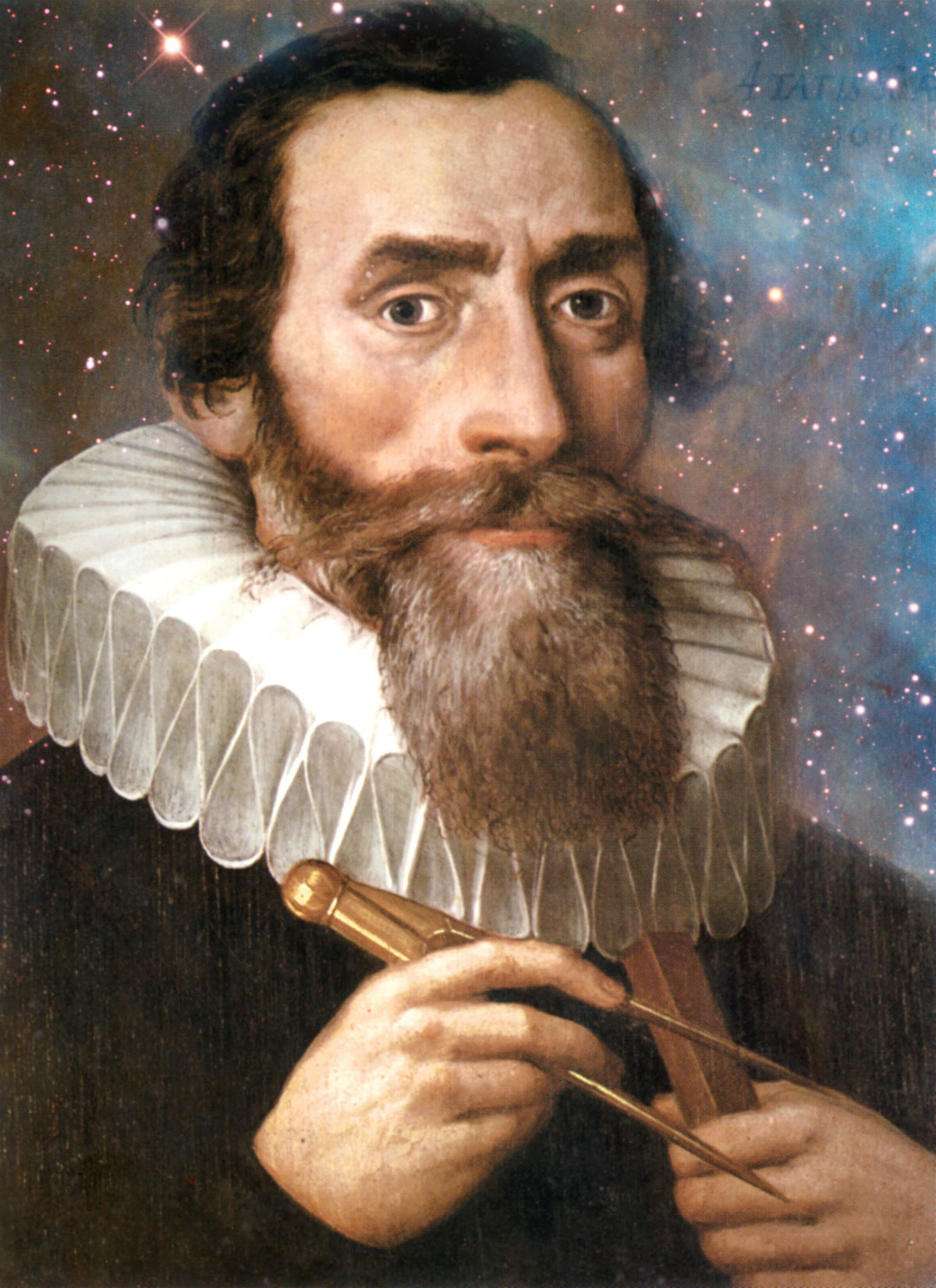 How Kepler Invented Science Fiction and Defended His Mother in a Witchcraft Trial While Revolutionizing Our Understanding of the Universe
