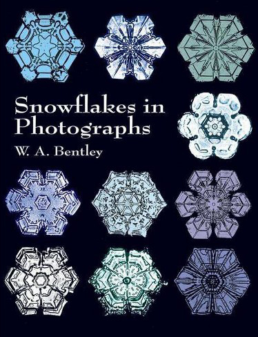 The Haunting Beauty of Snowflakes: Wilson Bentley's Pioneering 19th-Century Photomicroscopy of Snow Crystals