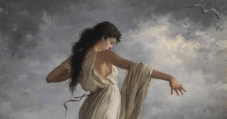 Sappho's Timeless Elegy for Heartbreak at the End of Love, Reimagined in a Haunting Choral Invocation