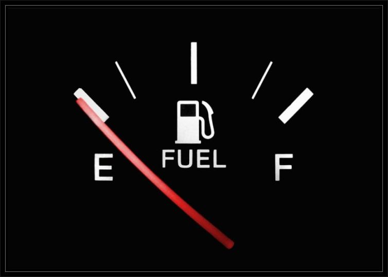 Out of Gas?