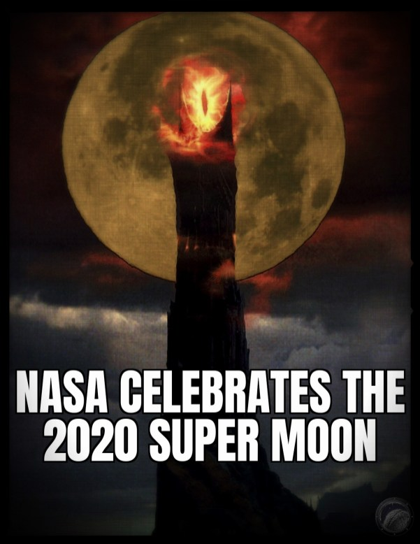 Brainpod Meme - NASASuperMoon