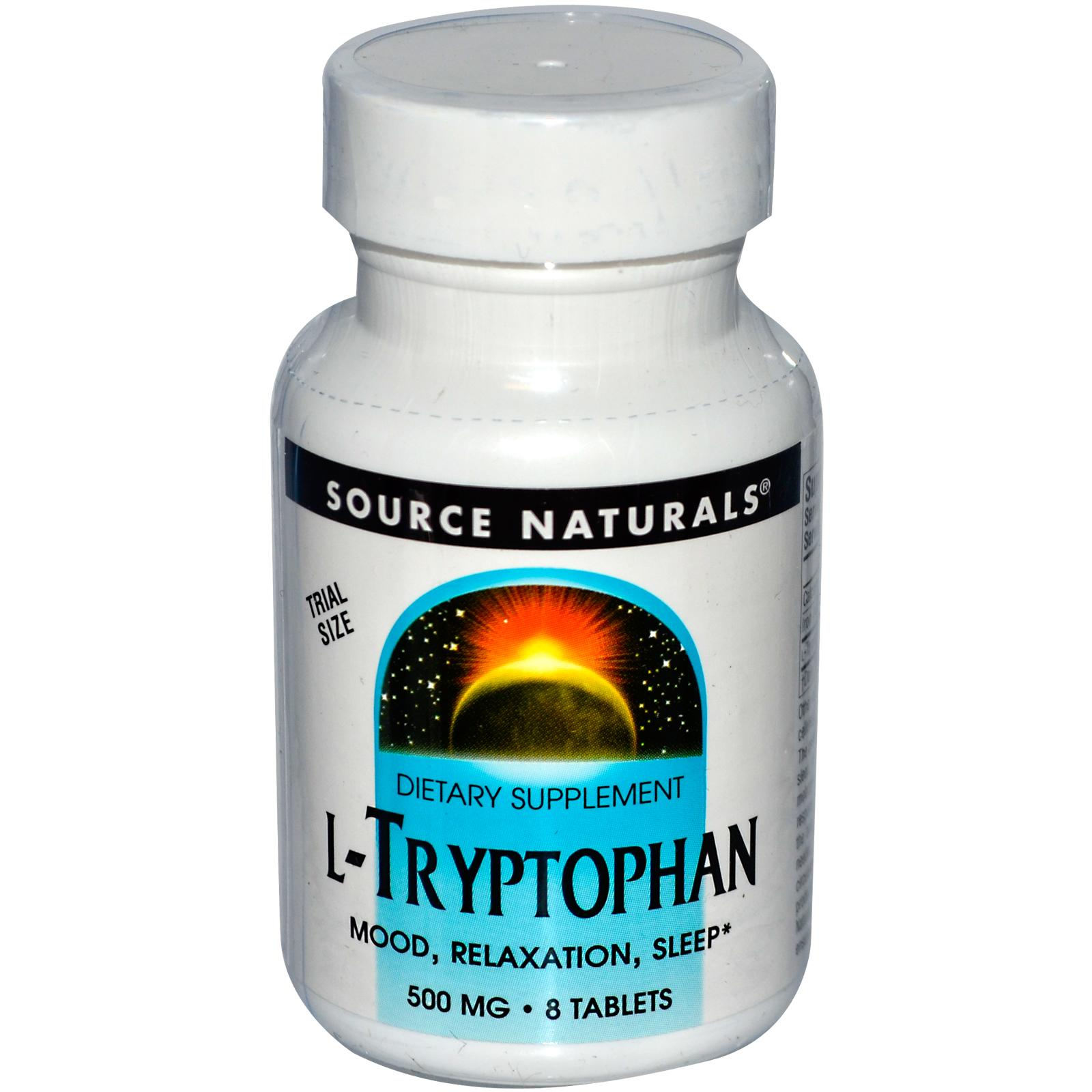 L-Tryptophan Review (UPDATE: 2019) - Things you need to know.