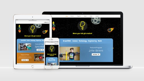 BrainSTEM Learning Launches New Website