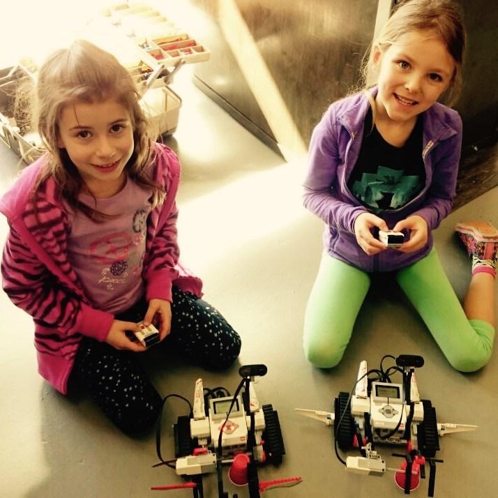 Summer Program Robotics