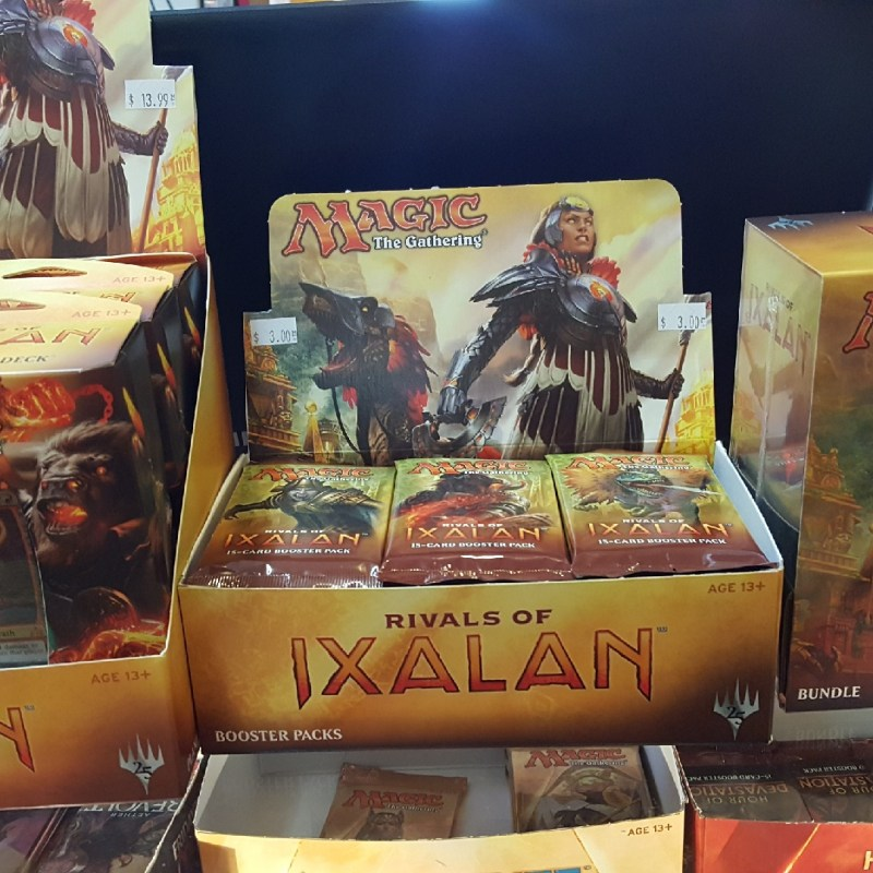 Rivals of Ixalan Is Here!