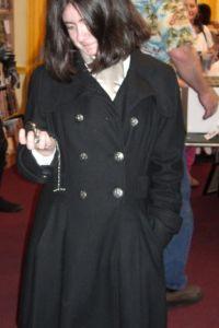 Chloe Algazi, 8th Doctor
