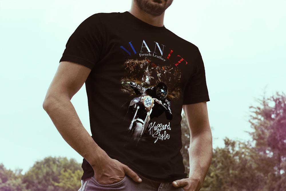 création de tee shirts personnalisés