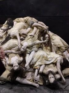 Leichen im Keller im Opernhaus.