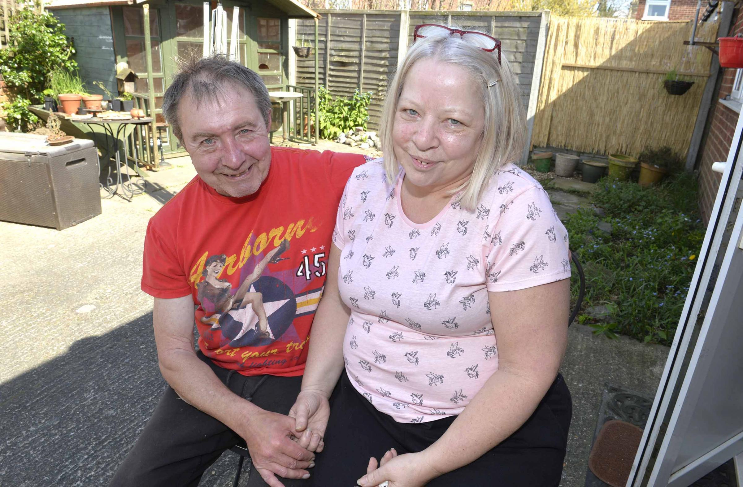 'Sickness benefits just aren't enough to live on' says family of Parkinson's sufferer