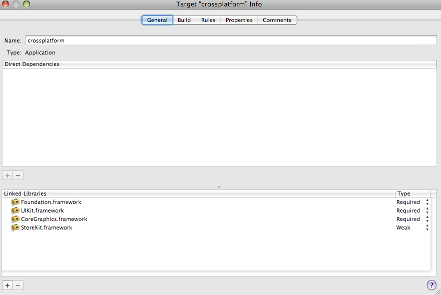 Weak-Link Framework