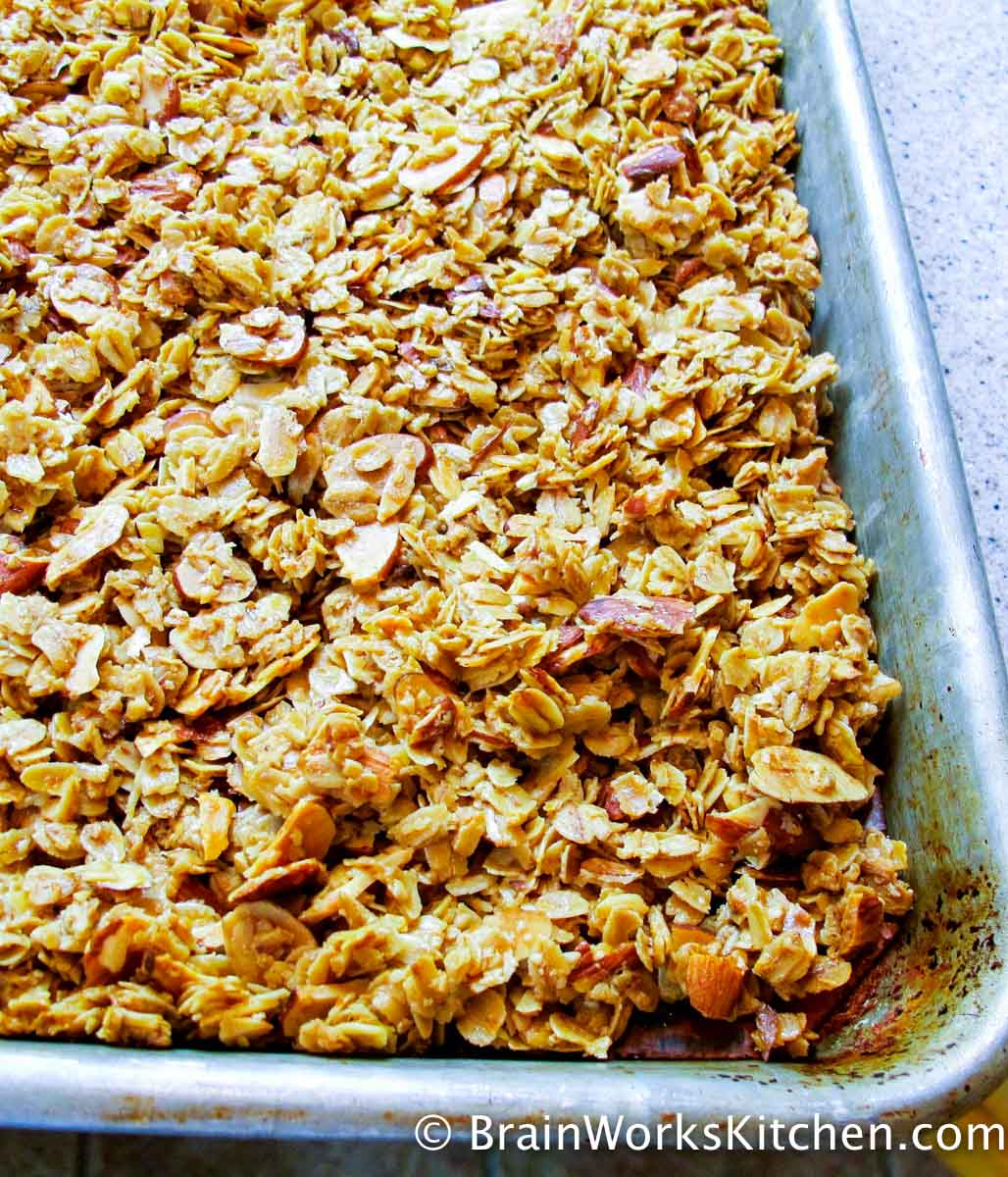 Brain Works Granola That's Good For Your Brain