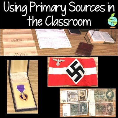 Learn how to use primary sources in your middle school or high school classroom or with homeschoolers! Perfect for middle school and high school social studies classes. #brainyapples #politicalcartoon #primarysource #socialstudies #history #middleschool #highschool
