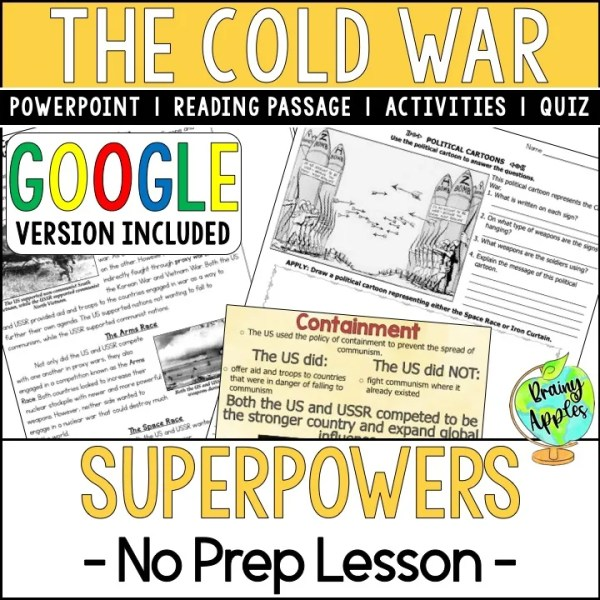 Cold War Superpowers