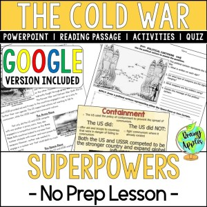 Cold War Superpowers