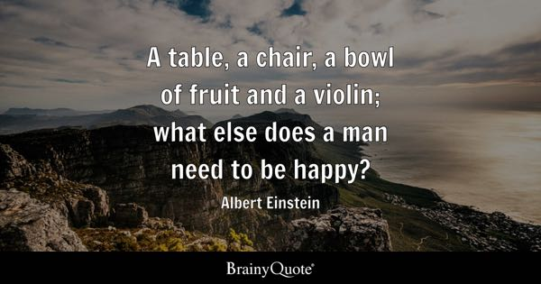 folding chair jokes glider uk quotes brainyquote a table bowl of fruit and violin what else