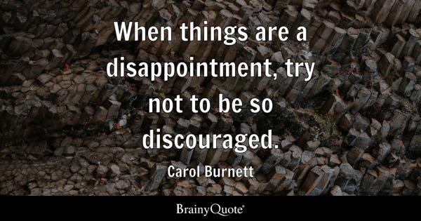 Nice Disappointment Quotes Images Gallery Disappointed