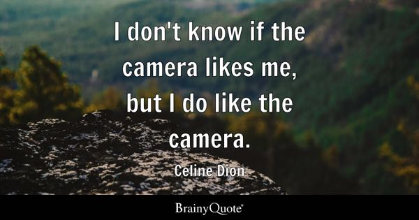 Celine Dion Quotes BrainyQuote