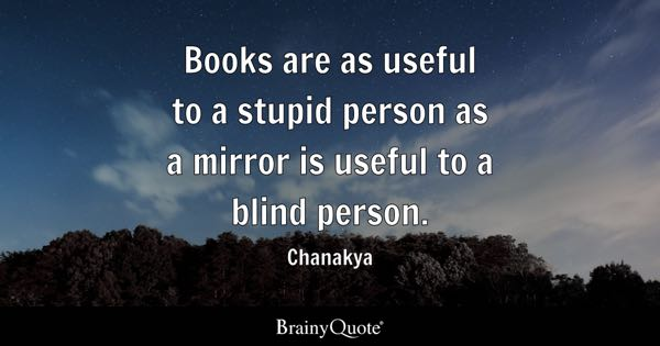 Chanakya Quotes Wallpaper Blind Quotes Brainyquote