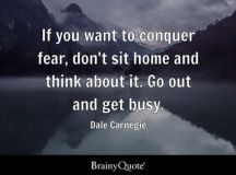 Fear Quotes - BrainyQuote